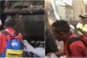 ¡ESCUCHA, NICOLÁS! Lo que pidieron los venezolanos que Jorge Ramos grabó mientras comían de un camión de basura (+Video)