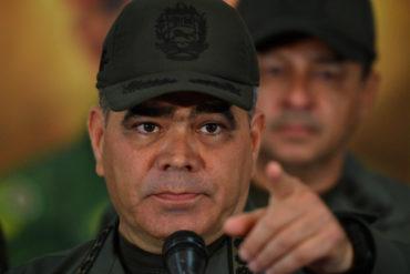 ¡QUÉ DESCARO! Padrino López revela que Capitán de Corbeta se había desmayado previo a la audiencia (+Comunicado)
