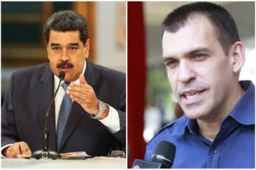 ¡SIGUEN LOS ENROSQUES! El nuevo enchufe que Maduro le dio al ministro Hipólito Abreu (+Video)