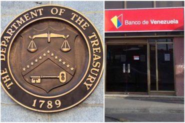 ¡NO SE SALVARON! Nuevas sanciones de EEUU también alcanzan a las entidades Bicentenario, Venezuela y Prodem