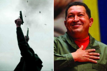 ¡SEPA! Detonaciones en recuerdo de la muerte de Hugo Chávez madrugaron a vecinos del 23 de Enero este #5Mar