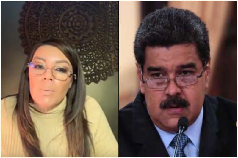 ¡QUÉ MIEDO! Habla la vidente que predijo la caída de Maduro: