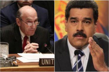"""¡AJÁ, NICO! Tenemos la capacidad de usar la presión militar"""": Lo que dice Elliott Abrams sobre una intervención en Venezuela"""