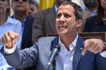 """¡FIRME! Juan Guaidó insiste en la apertura del canal humanitario en Venezuela: """"Debemos salvar vidas"""" (+Video)"""