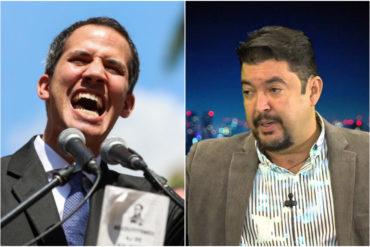 """¡ÚLTIMA HORA! Guaidó informó que Roberto Marrero está siendo trasladado a tribunales ante jueces """"cómplices de la dictadura"""""""