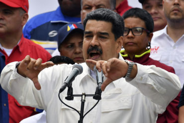 """¡SI ÉL LO DICE! Maduro asegura tener """"pruebas"""" de los """"culpables"""" del mega apagón en Venezuela (+Video)"""