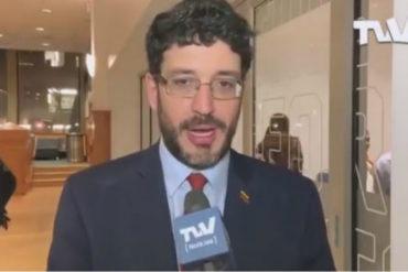 ¡ATENCIÓN! Procurador designado por Guaidó advierte de próximos anuncios de la Corte de EEUU (+Video)