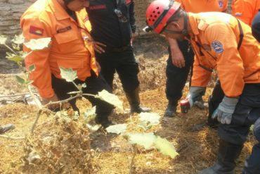 ¡LO QUE FALTABA! Detectan presunto fenómeno de vulcanismo en Carabobo (+Video)