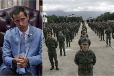 """¡AY CHAMO! Las """"ofertas de trabajo"""" que reciben los militares que huyeron a Cúcuta (+Lo que estaría detrás)"""