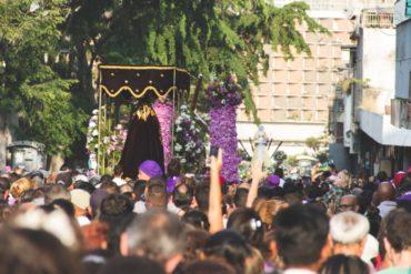 ¡ENTÉRESE! Confirman procesión del Nazareno para este Miércoles Santo #8Abr (+Ruta +Detalles)
