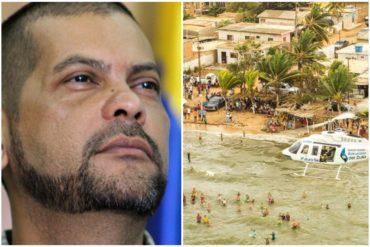 ¡SE PASÓ! Omar Prieto asegura que hay temporadistas en el Zulia por Semana Santa y lo estallaron en redes: «Serán los chavistas enchufados» (+Reacciones)