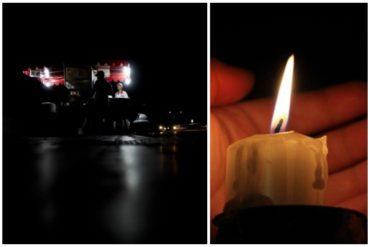 ¡DESIDIA! Denuncian que nueva falla eléctrica dejó a oscuras gran parte de Baruta este #19Abr (+Corpoelec brilla por su ausencia)
