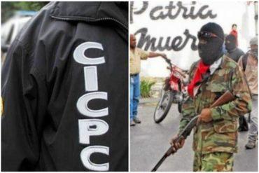 ¡AY, CHAMO! Cicpc ultimó a colectivo en El Vigía: Tenía credenciales de escolta y estaba solicitado por homicidio