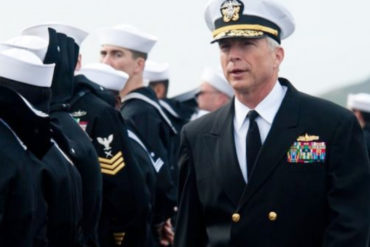 """¡ASÍ LO DIJO! Craig Faller asegura que el Comando Sur """"está siempre listo"""" pero no revelará sus planes a Maduro  (+Video)"""