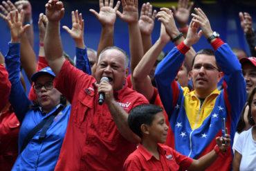 """¡NO ME DIGAS! Según Diosdado, Arreaza causa envidia porque """"deja en alto"""" el nombre de Venezuela"""