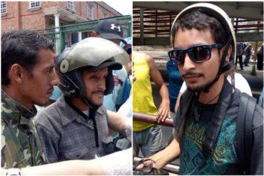 ¡ALERTA! Presuntos colectivos se hicieron pasar por periodistas para fotografiar a la gente en la marcha en Carrizal