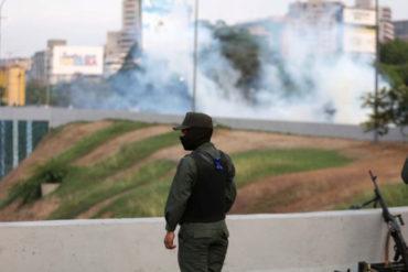 ¡URGENTE! Reportan detonaciones de armas de fuego en el distribuidor Altamira este #30Abr (+Videos)