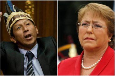 """¡CON TODO! Romal Guzamana a Michelle Bachelet: """"Pareciera que no le duelen los DDHH de Venezuela"""" (+Video)"""