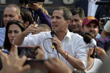 """¡SIN MIEDO! Guaidó anuncia que """"llegó la hora"""" para el cese de la usurpación: """"A prepararnos para ejecutar las acciones definitivas"""""""