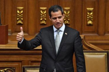¡ATENCIÓN! Guaidó espera aprobar la ley de garantías laborales desde la AN antes del #1May (+Video)
