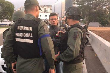 ¡ÚLTIMO MINUTO! Leopoldo López tras ser liberado: «Ha iniciado la fase definitiva para el cese de la usurpación» (+Fotos)