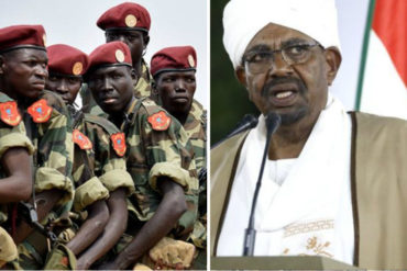 ¡URGENTE! El Ejército de Sudán depone a Omar Al Bashir y asume el poder por 2 años