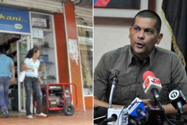 """¡PAÑITOS DE AGUA TIBIA! La """"solución"""" de Omar Prieto para los apagones en Zulia: Distribuir 4.000 plantas entre los consejos comunales"""