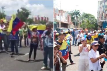 ¡NO SE LA CALARON! Zonas de Barquisimeto siguen a oscuras y este #3Abr salieron a protestar (+Fotos +Video)