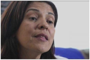 ¡CONTUNDENTE! Madre de Juan Pernalete: El régimen ha tomado represalias contra nosotros y sigue tratando a nuestro hijo como si fuese un criminal