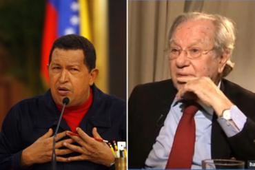 """¡ENTÉRESE! Bocaranda ya había contado hace 15 años todo sobre la relación entre Chávez y Morodo en sus explosivos """"runrunes"""""""