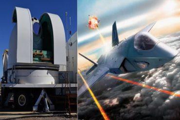 ¡BIEN PREPARADOS! EEUU prueba exitosamente láser que contrarrestará sistemas antiaéreos rusos