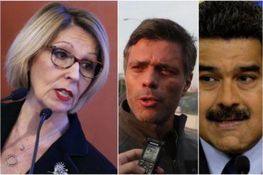 ¡ATENTOS! Eurodiputada Becerra tras orden de captura contra López: ¿Maduro quiere escenificar un conflicto internacional?