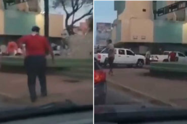 """¡SEPA! Captan a presuntos colectivos """"en plena acción"""" en el estado Zulia (+Video)"""