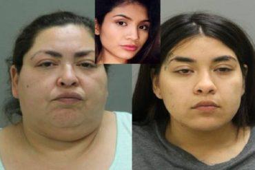 ¡DE TERROR! Acusadas madre e hija de asesinar a una joven embarazada para extraer su bebé