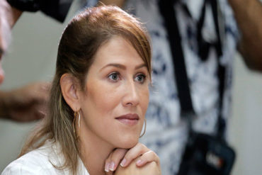 "¡SEPAN! Embajadora de Guaidó en Chile pide ""flexibilizar"" requisitos de entrada a venezolanos"