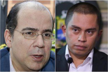 ¡SE ALTERARON! El encontronazo entre Francisco Rodríguez y Luis Salas sobre la deuda externa de Venezuela