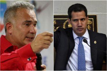"""¡MIRA QUIÉN HABLA! Freddy Bernal: Guaidó """"es un pelele y un narcotraficante, asesino que tiene las manos llenas de sangre"""""""