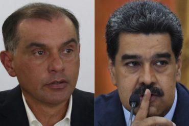 """¡VAYA, VAYA! La perlas que soltó García Plaza sobre la cadena de Maduro: """"Es grabada. Aún no tiene control total de la situación"""""""