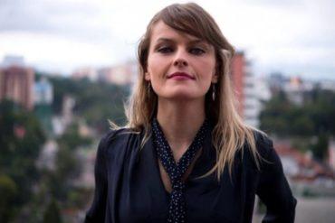 """¡SE LO CONTAMOS! Politóloga Gloria Álvarez califica como """"mediocre"""" a la oposición venezolana (+Video)"""