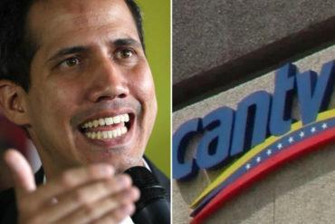 """¡FIRME! Guaidó enfrenta la censura del régimen en las redes: """"Hasta a la palabra le tienen miedo, pero no nos vamos a callar"""" (+Video)"""