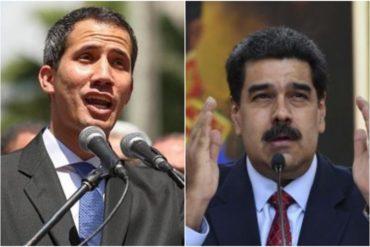 ¡SIN TAPUJOS! Guaidó respondió si estaría de acuerdo con que Maduro fuera candidato en eventuales elecciones (+Video)