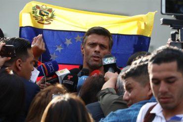 ¡DURO! López llama «cobarde» a Maduro tras allanamiento de sede de VP:  No nos van a quebrar