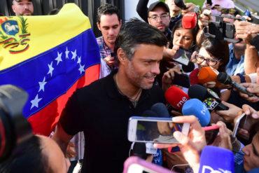 ¡LO ÚLTIMO! Padre de Leopoldo López confirma que su hijo arribará en las próximas horas a España: «Es una gran noticia» (+Detalles)