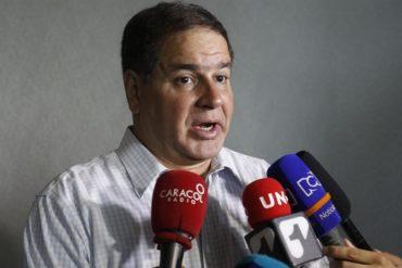 ¡ATENCIÓN! Luis Florido de gira por Panamá: AN busca solución política que concluya con elecciones libres