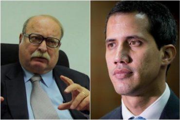 "¡ENTÉRESE! Milos Alcalay afirma que Guaidó ""tomó la decisión correcta"" al reintegrar a Venezuela al TIAR (+Audio)"