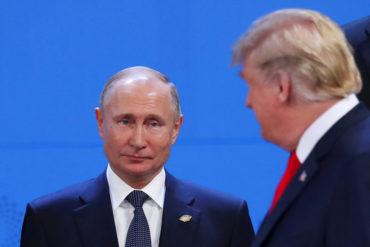 ¡SEPA! Putin amenaza con responder a las pruebas de misiles de EE UU