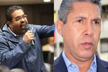 ¡FRONTAL! Winston Flores reprocha que Henri Falcón sugiera que Bachelet pida levantar las sanciones de EEUU