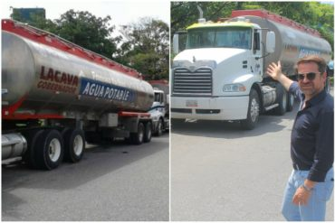 """¡DESCARADOS! Llegan las """"hidroDrácula"""" a hospital de Carabobo por posible visita de Maduro (+Video)"""