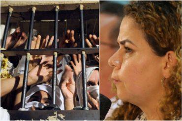 ¡ES CONTIGO, IRIS! OVP denuncia que son «nulas» las medidas de prevención de coronavirus en las cárceles: «los presos no cuentan con agua ni jabón»