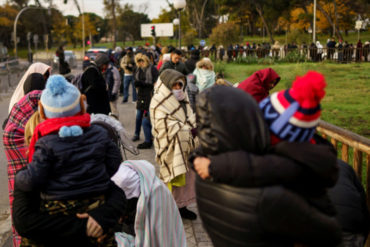 ¡SEPA! Se estallan las solicitudes de asilo de venezolanos en países de Europa (Solo una fracción son aceptados)